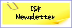 ISK Newsletter